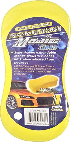 Price comparison product image Majic Expandible Sponge