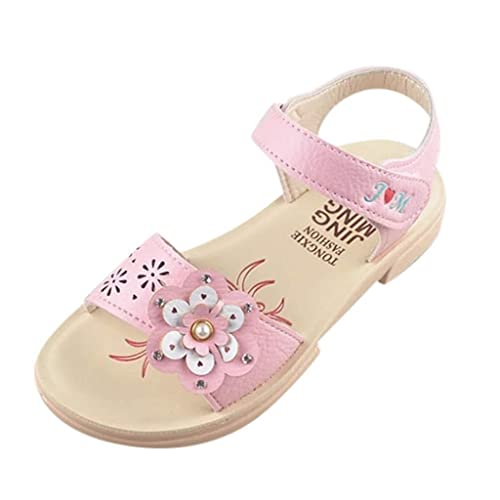 2a6664cc2e230 Baby Kids Casual Sandals, Summer Infant Kids Baby Girls Cat Cartoon Pearl  Princess Sandals Casual Shoes