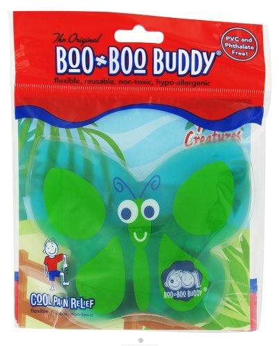 Boo Boo Buddy - Reusable Cold Pack Garden Creatures Design ()