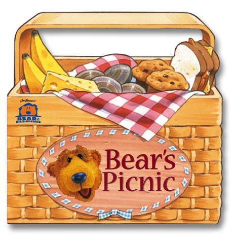 Bear's Picnic (Bear in the Big Blue House) by Brand: Simon Spotlight