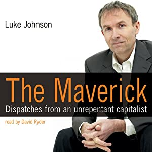 The Maverick Audiobook