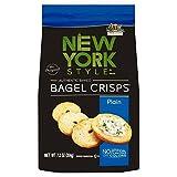 New York Style Plain Bagel Crisp - 204g