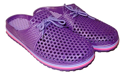 Purple and Walk Air Resortwear Women's Girl's Cromer Clogs w8qv0HWP