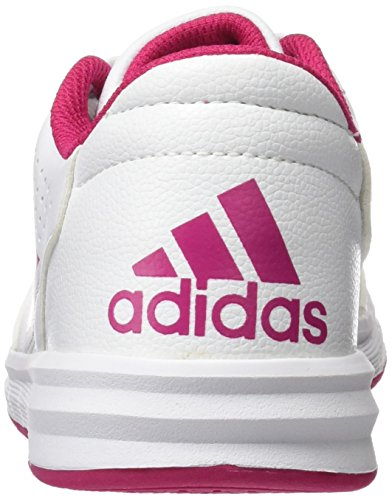 adidas Mädchen Altasport Cf I Niedrige Hausschuhe Mehrfarbig (Ftwwht/bopink/ftwwht Ba9515)