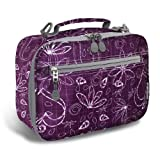 J World New York Cody Lunch Bag, Love Purple, One Size