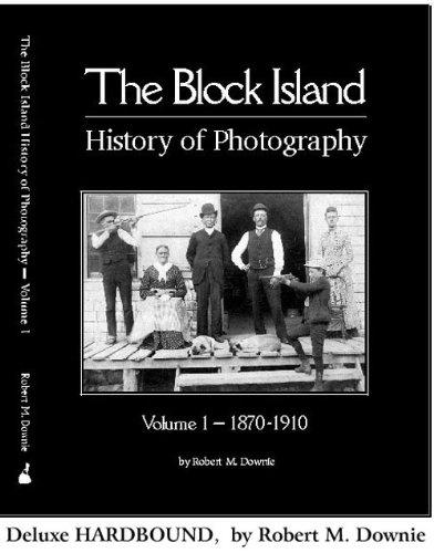 The Block Island History of Photography, Vol. 1, - Stonewalls Block