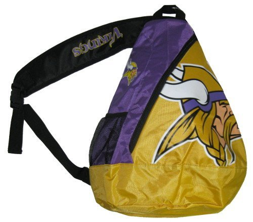 FOCO Minnesota Vikings Core Sling Bag by FOCO
