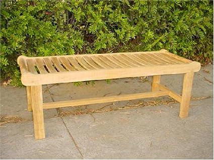 Fine Amazon Com Anderson Teak Bh 748B Bh748B 48 Inch Dailytribune Chair Design For Home Dailytribuneorg