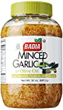 Badia Garlic Minced Oil, 32 oz