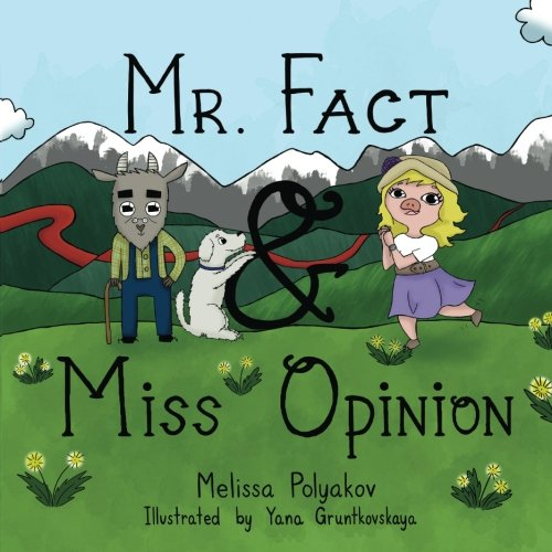 Mr. Fact & Miss Opinion [Melissa Polyakov] (Tapa Blanda)
