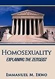 Homosexuality, Emmanuel M. Ekwo, 1452047626