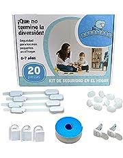Kit De Seguridad Para Bebe 20 Piezas Protección