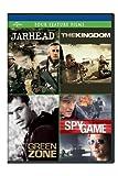 Jarhead / Kingdom / Green Zone / Spy Game Four [DVD] [Region 1] [US Import] [NTSC]