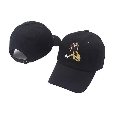 RFVTGB Gorra De Béisbol Sombreros De Papá Allen Iverson Moda ...