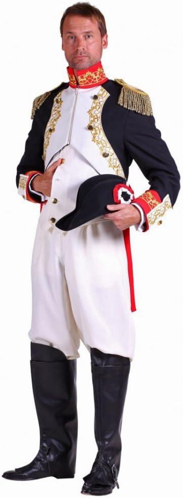 Thetru Traje de Hombre General Napoleón Uniforme Carnaval Imperial ...