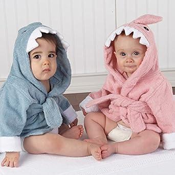 0-24 Monate Bademantel FAVOLOOK Baby Jungen
