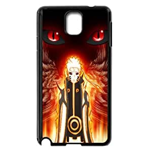 Naruto Uzumaki Anime Samsung Galaxy Note 3 Cell Phone Case Black Decoration pjz003-3748312