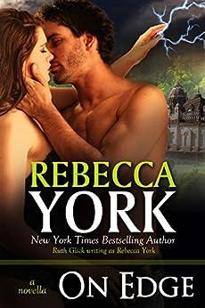 ON EDGE (Decorah Security Series, Book #1): A Decorah Security Series Prequel Novella by [York, Rebecca]
