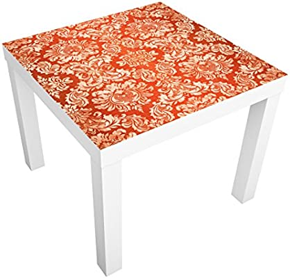 Apalis Vinilo Adhesivo para Muebles IKEA - Lack Table Baroque ...