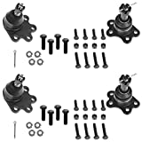 Ball Joint Upper & Lower Kit Set of 4 for Chevy GMC
