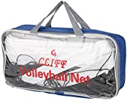 Volleyball Net, Standard Size with Storage Bag for Beach Game Indoor Match