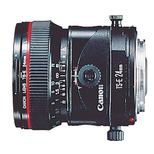 Canon TS-E 24mm f/3.5L Tilt Shift Lens for Canon SLR for sale  Delivered anywhere in USA