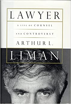 Book Lawyer: A Life of Counsel and Controversy