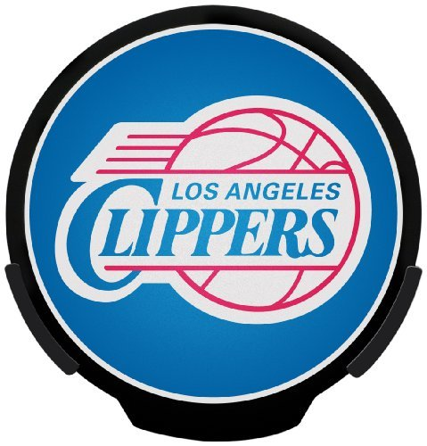 NBA Los Angeles Clippers LED Power Decal ()