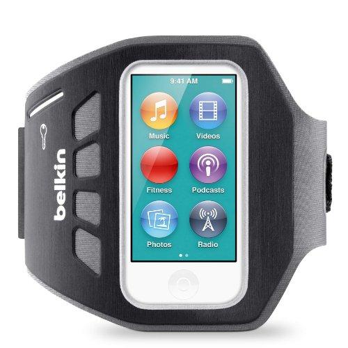 Belkin Ease Fit Armband iPod Black