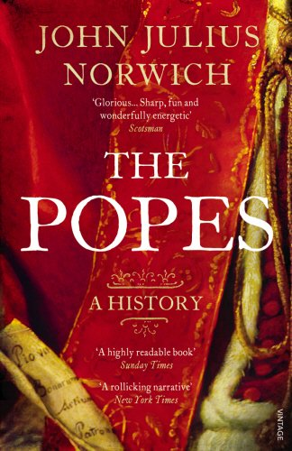 The 10 best john julius norwich popes