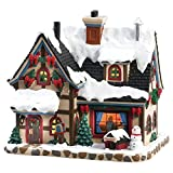 Lemax Village Collection Cozy Christmas Eve #85351