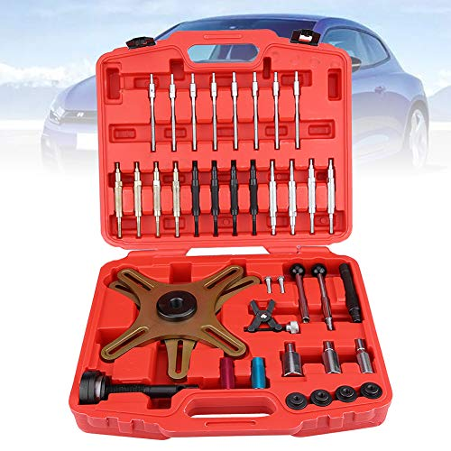 Zerone Self-Adjusting Clutch Tool, 38pcs Professional Universal SAC Self Adjusting Clutch Assembly Tool Clutch Alignment Setting Tool Accessories by Zerone (Image #3)