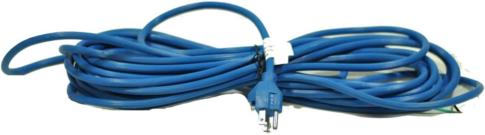 Blue Power Cord for Windsor Sensor, Versamatic Vacuum Cleaner Cord