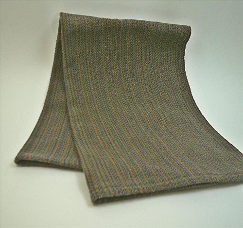 Sage Twill Handwoven Towel (Twill Sage)