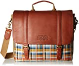 Pendleton Men's Modern Messenger, Hudson Plaid