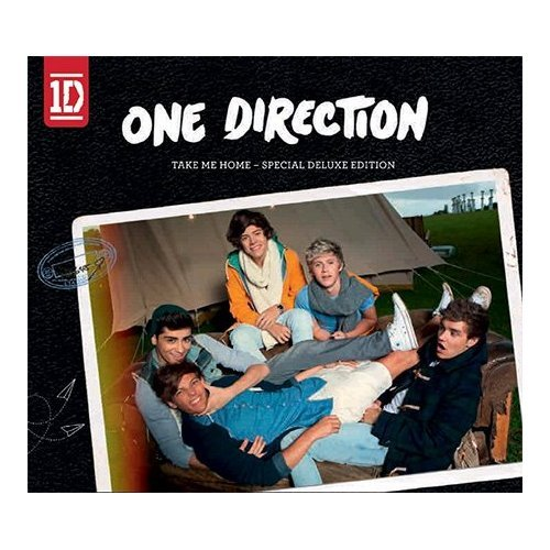 take me home cd one direction - 9