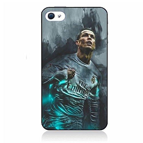 Coque Iphone 5/5S Ronaldo - Real Madrid - coque-personnalisable®