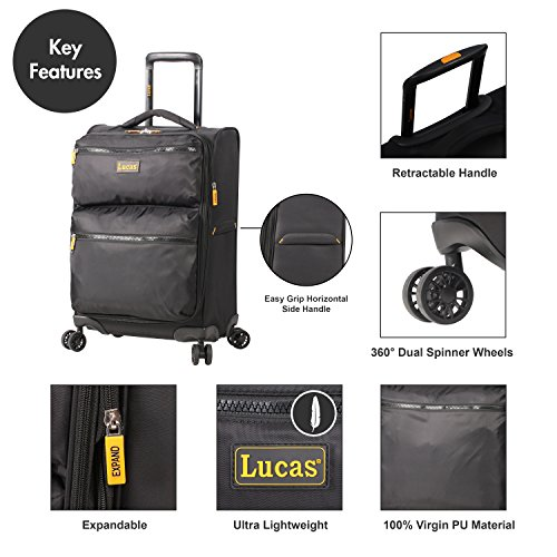 Buy light luggage reviews