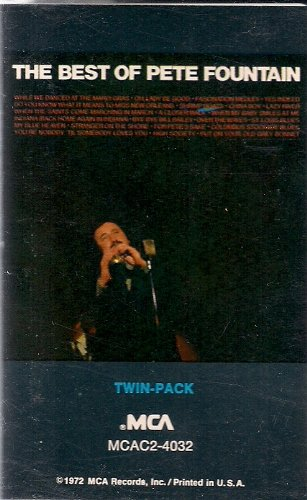 The Best of Pete Fountain (Double Length Audio Cassette) (Fountain Double)