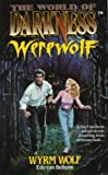 Front cover for the book Wyrm Wolf by Edo van Belkom