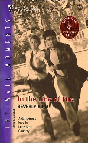 book cover of In the Line of Fire