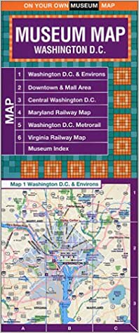 Dc Museum Map on