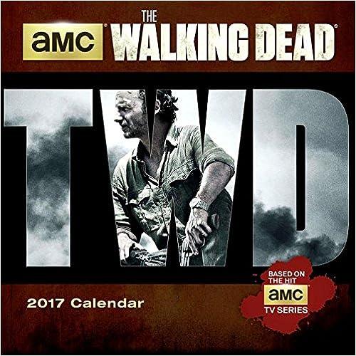 2017 Walking Dead Calendar