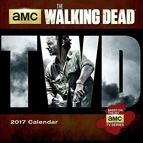 Download The Walking Dead® AMC 2017 Mini Calendar pdf epub