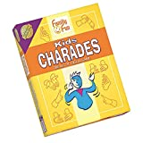 Toys : Charades for Kids - An Imaginative Classic Party Game for Young Kids by Outset Media