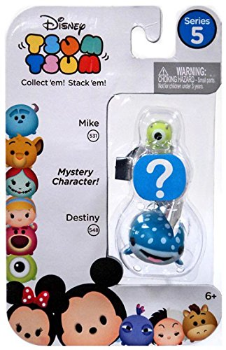 Tsum Tsum Wave 5 - #9 Destiny/HIDDEN/Mike