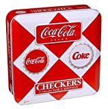 : Coca Cola Checkers in a Tin