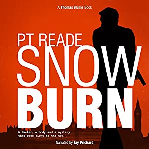 Snow Burn Audiobook