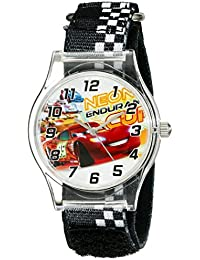 Kids' W001709 Cars Analog Black Watch
