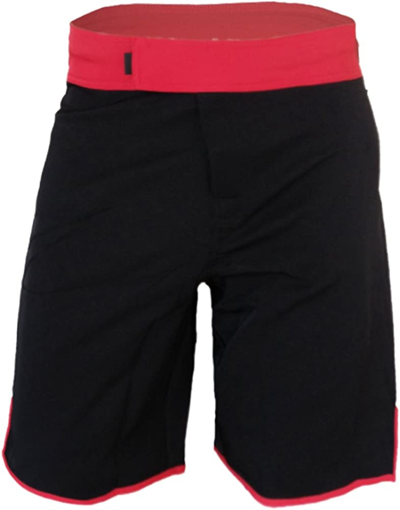 No Logo Epic MMA Gear Blank WOD MMA Shorts